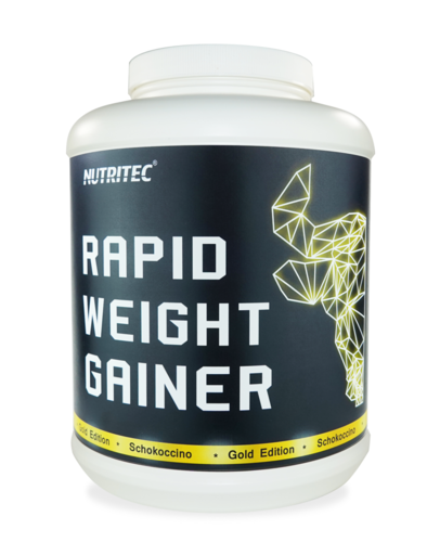Rapid WEIGHT GAINER Gold Edition